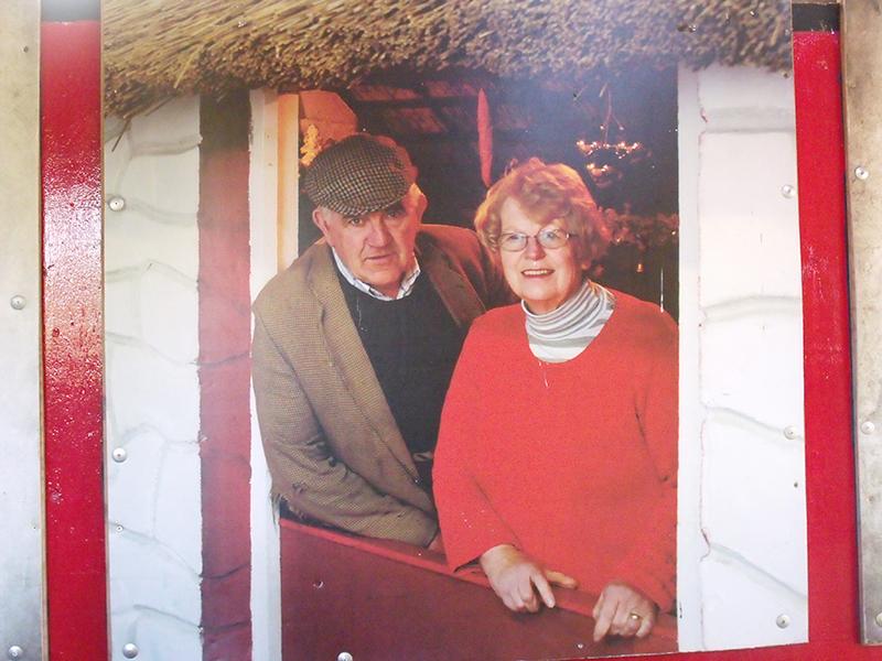 Eddie and Eileen
